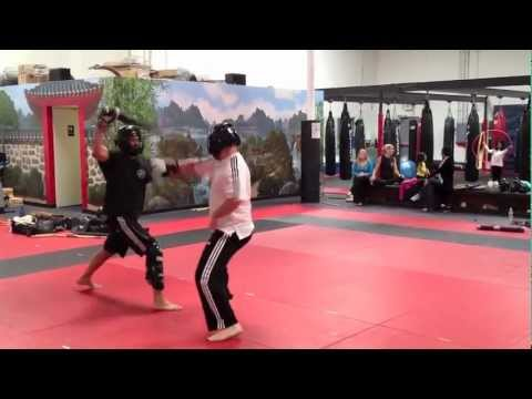 Bahala Na Multi-Style / BNMS Monterey - Full Contact Sparring