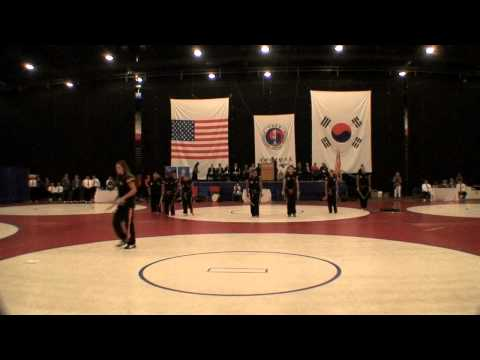 FMA Demo at Hap Ki Do Championships