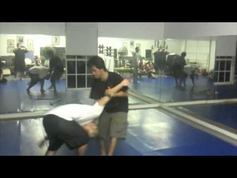 Orlando eskrima group Instructors and students