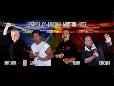 Legends of Filipino Martial Arts 2013 Promo