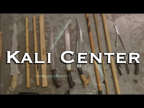 Welcome to the Kali Center | Filipino Martial Arts