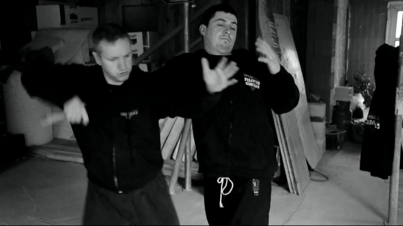 Modern Arnis Czech - privat training 2014