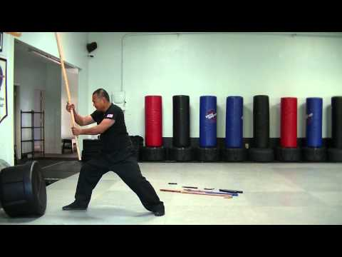 Sik Paldakan Do/ just a demo from Master Ian / natural weapon and extended weapon