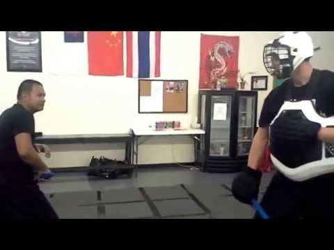 Sik Paldakan Do/ real sparring