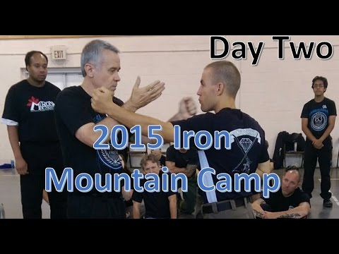 Counterpoint Tactical System 2015 Iron Mountain Camp Day Two