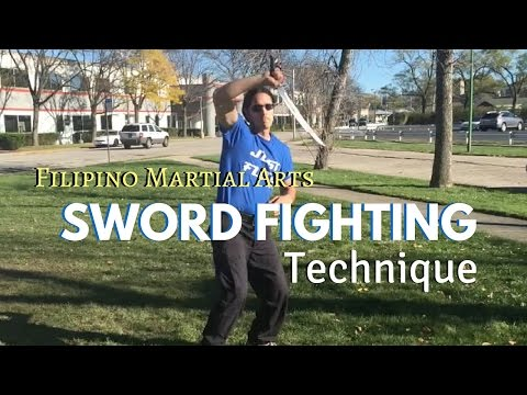 Amazing SWORD SKILLS - Filipino Martial Arts: Kali, Eskrima, Arnis