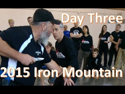 2015 Counterpoint Tactical System Iron Mountain Camp Day Three