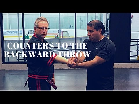 Fun Friday: Counters to Backward Throw