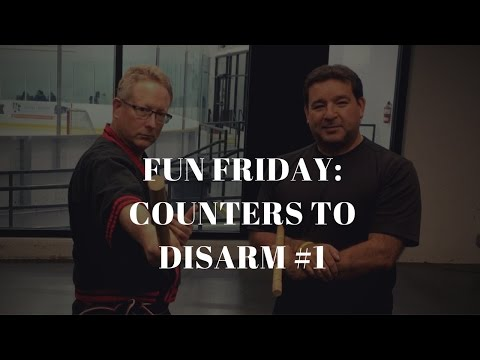 Fun Friday: Counters to Disarm #1