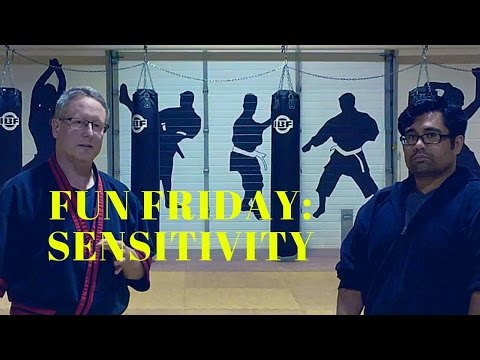 Fun Friday: Sensitivity