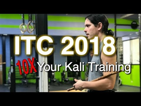 Take Your Kali Training To A NEW LEVEL in 2018 - Filipino Martial Arts
