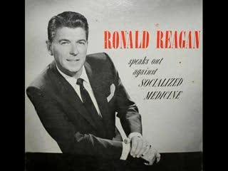 RONALD REAGAN, on Impending SOCIALISM (MARXISM)