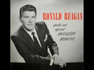 RONALD REAGAN, on Impending SOCIALISM (MARXISM)