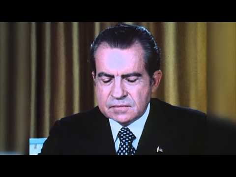 Nixon and Obama: Like brothers from another mother