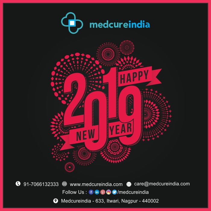 Happy New Year 2019 | MedcureIndia