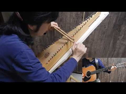 Temperance Reel on Bowed Psaltery