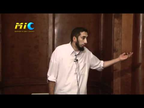 Power of Quran by Nouman Ali Khan 17th August 2011 Part 1 | HD |