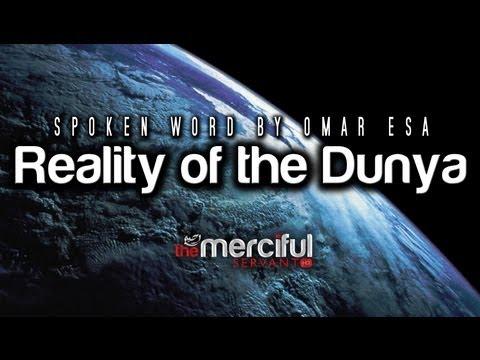 Reality of the Dunya (Wordly life) - Spoken Word ᴴᴰ