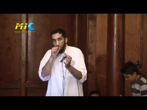 Power of Quran by Nouman Ali Khan 17th August 2011 Part 2 | HD |