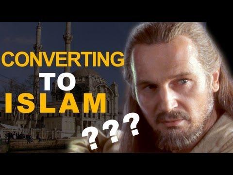 Liam Neeson Converting to Islam????