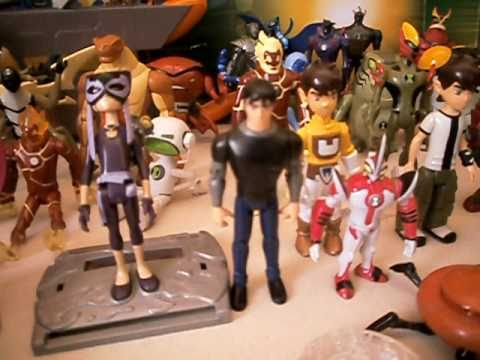 My Ben 10 toy collection 2011 (4)