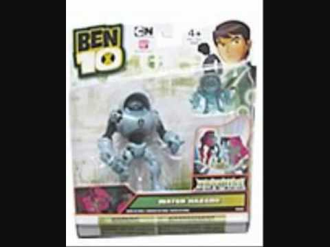 Ben 10 Ultimate Alien New Haywire Collection Pictures #2