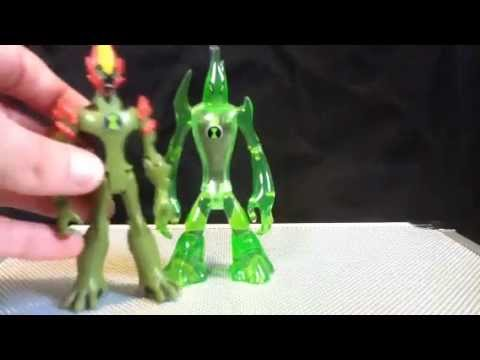 Ben 10 Alien Force Alien Collection Goop