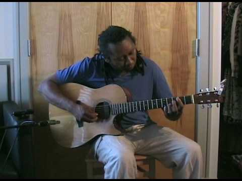 """""""Betcha By Golly, Wow,"""" The Stylistics - Prince - Ron Jackson Solo Pick Fingerstyle Acoustic Guitar Cover"""