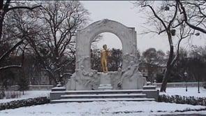 Winter, Wien und Strauß