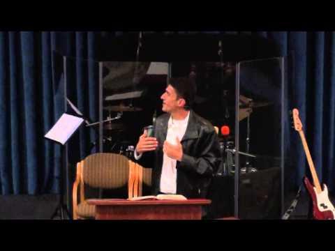 02 Skriflesing en Preek tydens Oggenderediens PVR Gemeenskapskerk op 2014-06-15