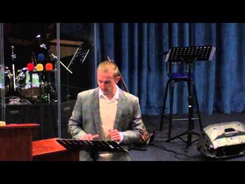 02 Skriflesing en Preek tydens Oggenderediens PVR Gemeenskapskerk op 2014-06-22
