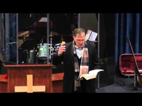 02 Skriflesing en Preek tydens Oggenderediens PVR Gemeenskapskerk op 2014-08-31