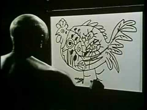 pablo picasso , painting .