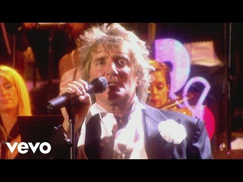 Rod Stewart - What a Wonderful World (from One Night Only!)