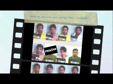 Muslim gang raped till disabled