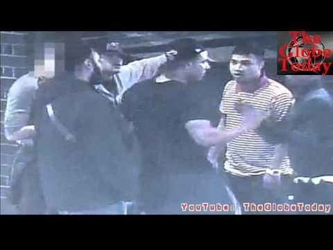 Muslim gang enforce sharia on Gay American in Tower Hamlets