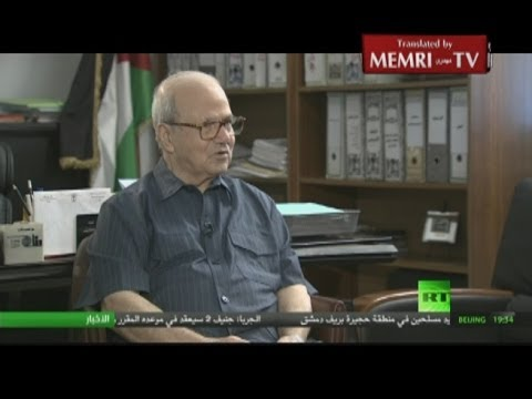 Top Palestinian: we support Nazis