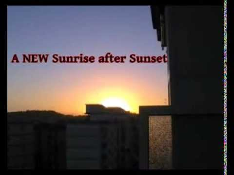 Sensational!! Sunrise after Sunset Update Nov 10