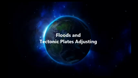 Floods and Tectonic Plate Tipping