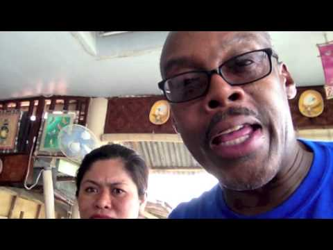 Dinner, Wine and the Blues  8 Days in the Philippines Part One - a Micro Documentary