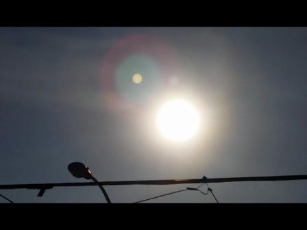 Moon swirl of Nibiru