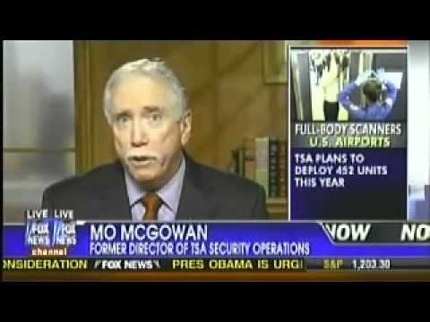 Former TSA security director: No one likes Fourth Amendment violations, but we're going to have to do it