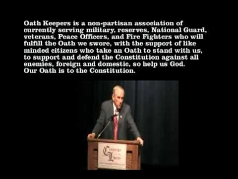 Ron Paul Defends Oath Keepers