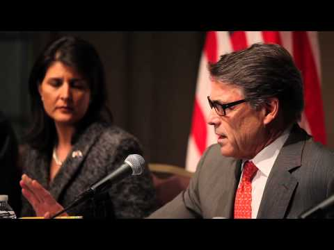 Texas Gov. Rick Perry: The Tone From This President Is Troubling