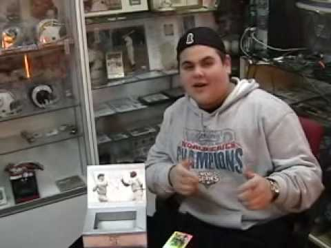 2009 TOPPS TRIBUTE BASEBALL LIVE BOX BREAK