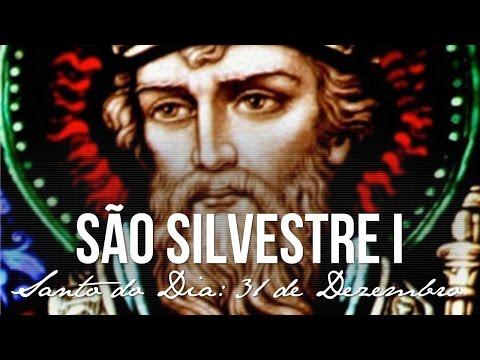SANTO DO DIA  31 DE DEZEMBRO São Silvestre I - Papa do início da Igreja  theraio7 todos