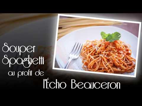 Souper Spaghetti le 18 novembre