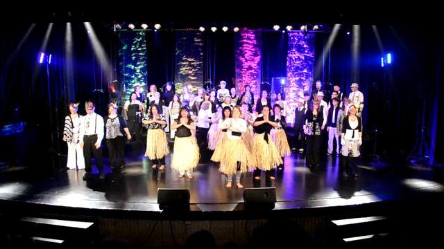 Echo Beauceron spectacle du 28 mai 2011