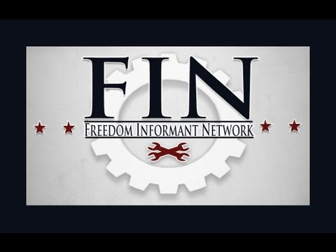 The Freedom Informant Network - Officially Launched 2012.