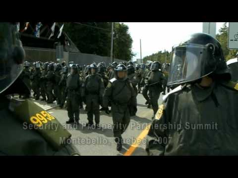 HOMELAND IN-SECURITY: Rise Of The Global  Police State (Full Length) HD